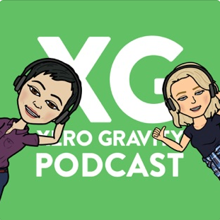 xero gravity Podcast logo