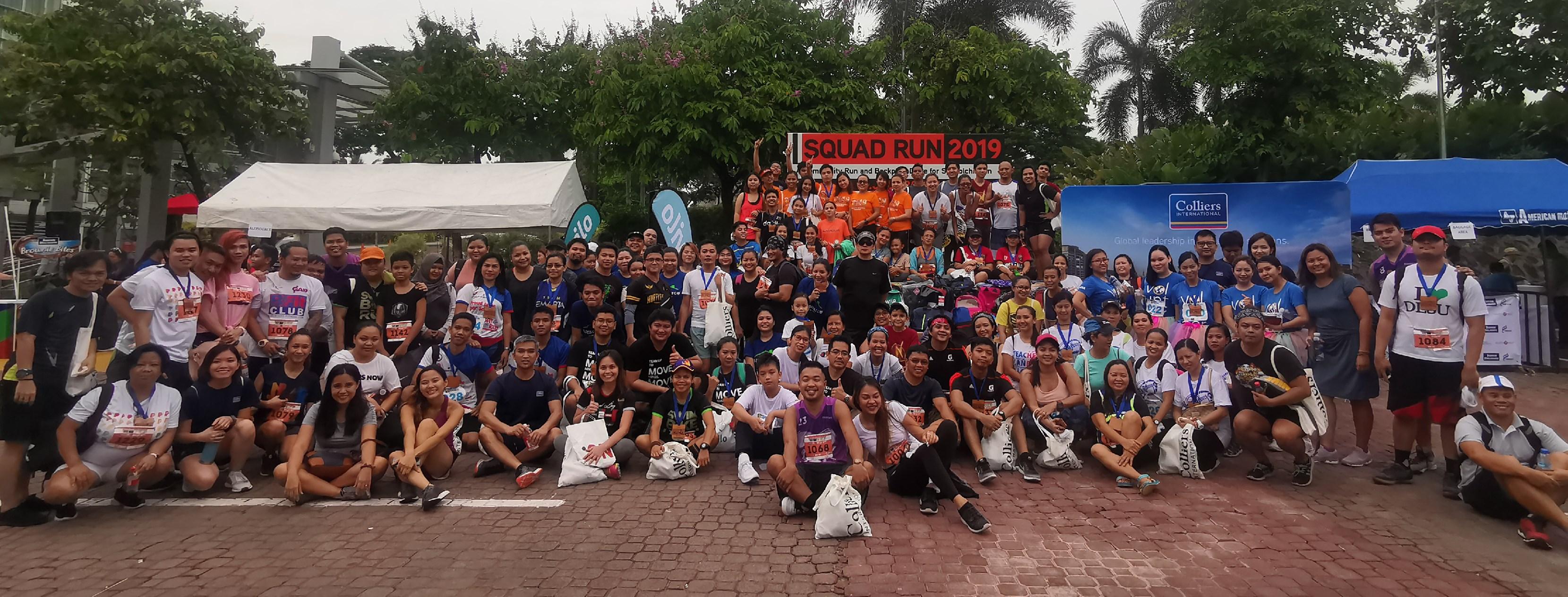 Personiv Manila Run Event
