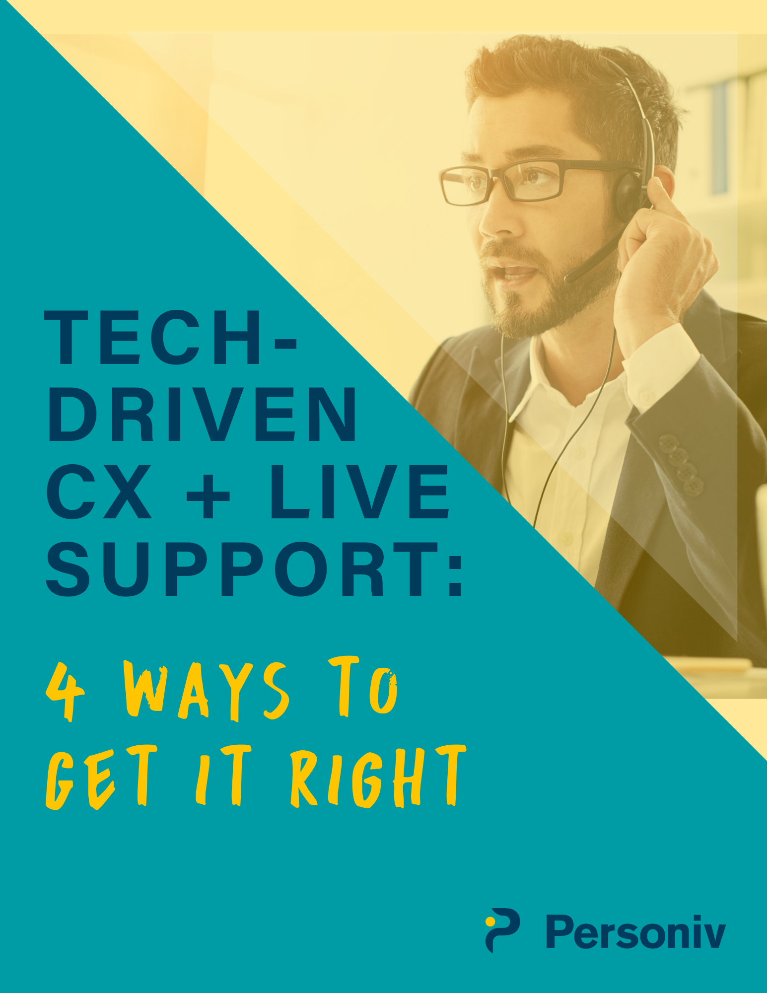 Tech-Driven CX + Live Support