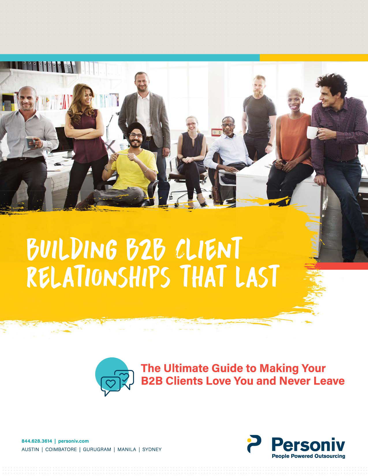 Building B2B Client Relationships That Last