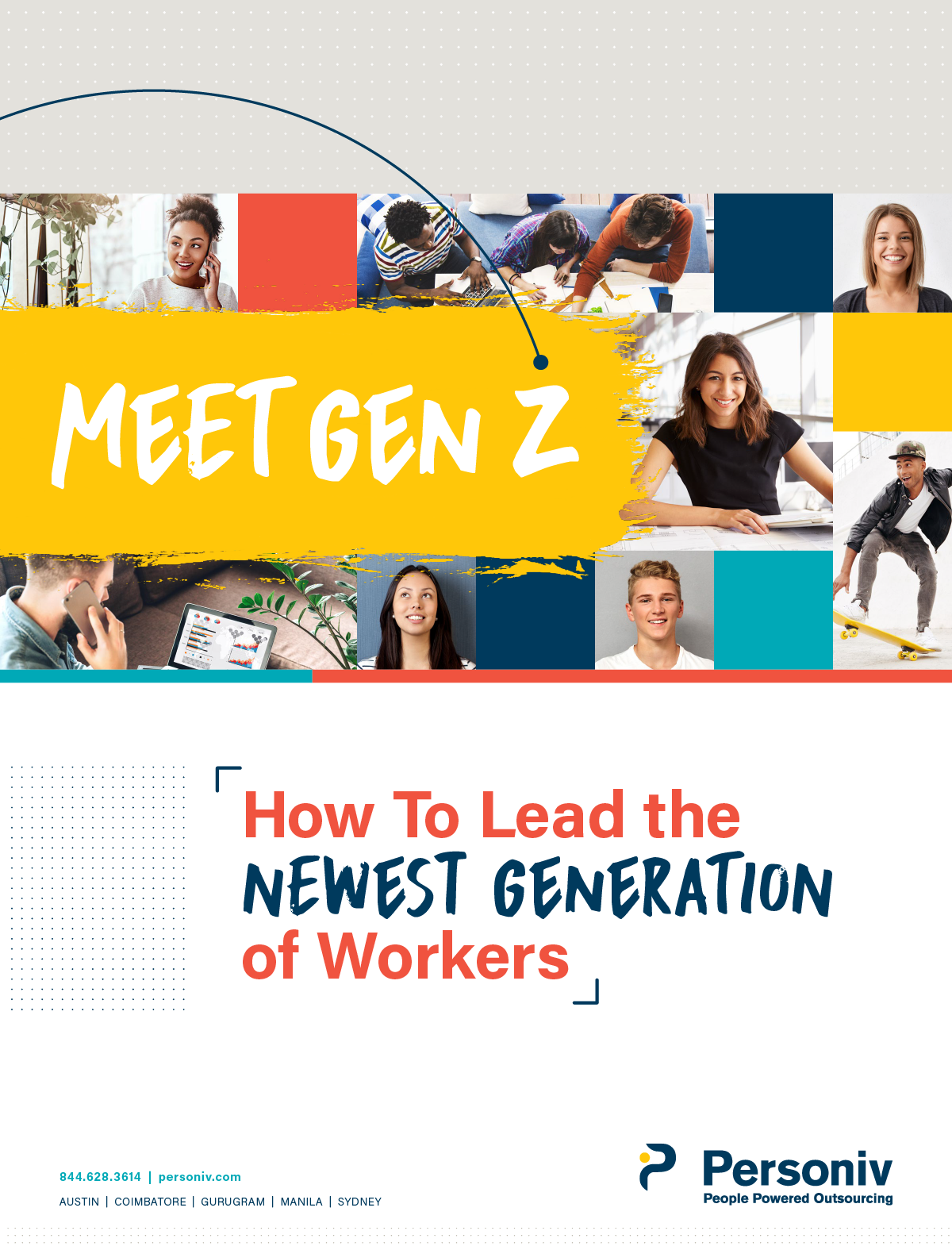 Meet Gen Z: How to Lead the Newest Generation of Workers - eBook