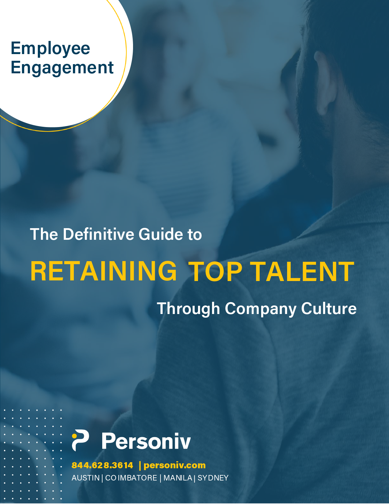 The Definitive Guide to Retaining Top Talent - eBook
