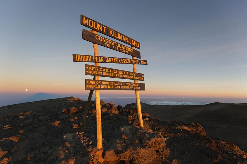 Mount Kilimanjaro Charity Trek