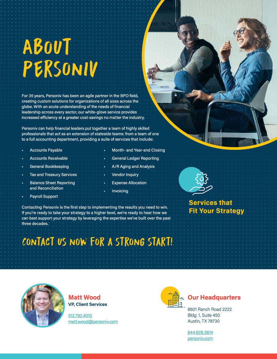 About Personiv