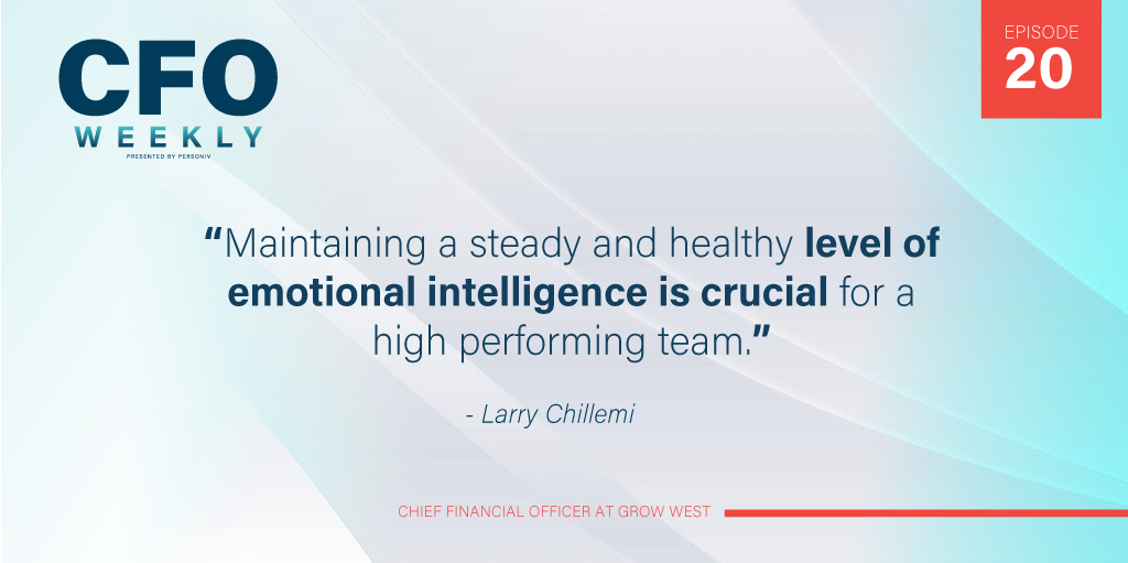 Emotional Intelligence for a high performing team