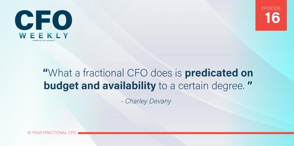 charley devany, fractional CFO