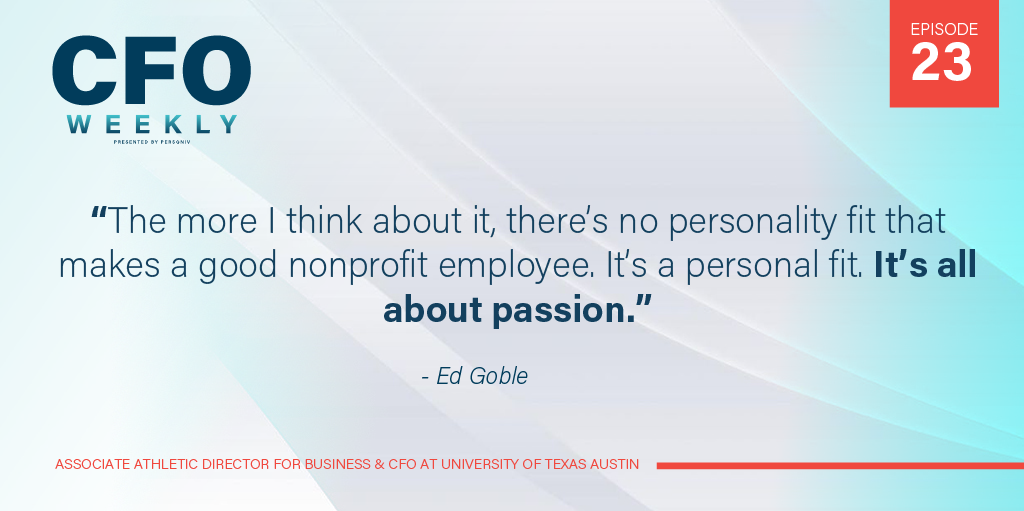 nonprofit world quote about passion