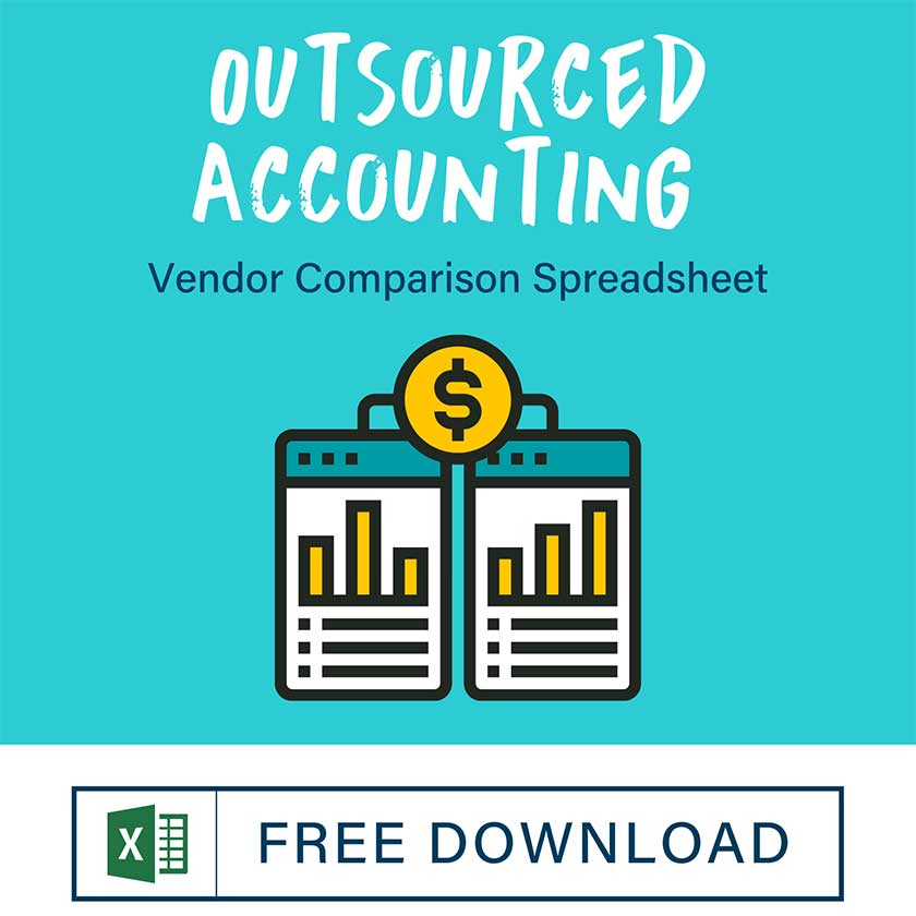 outsourced accounting vendor comparison