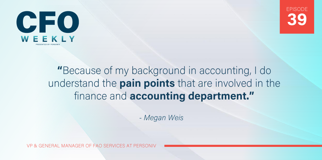 accounting department pain points quote