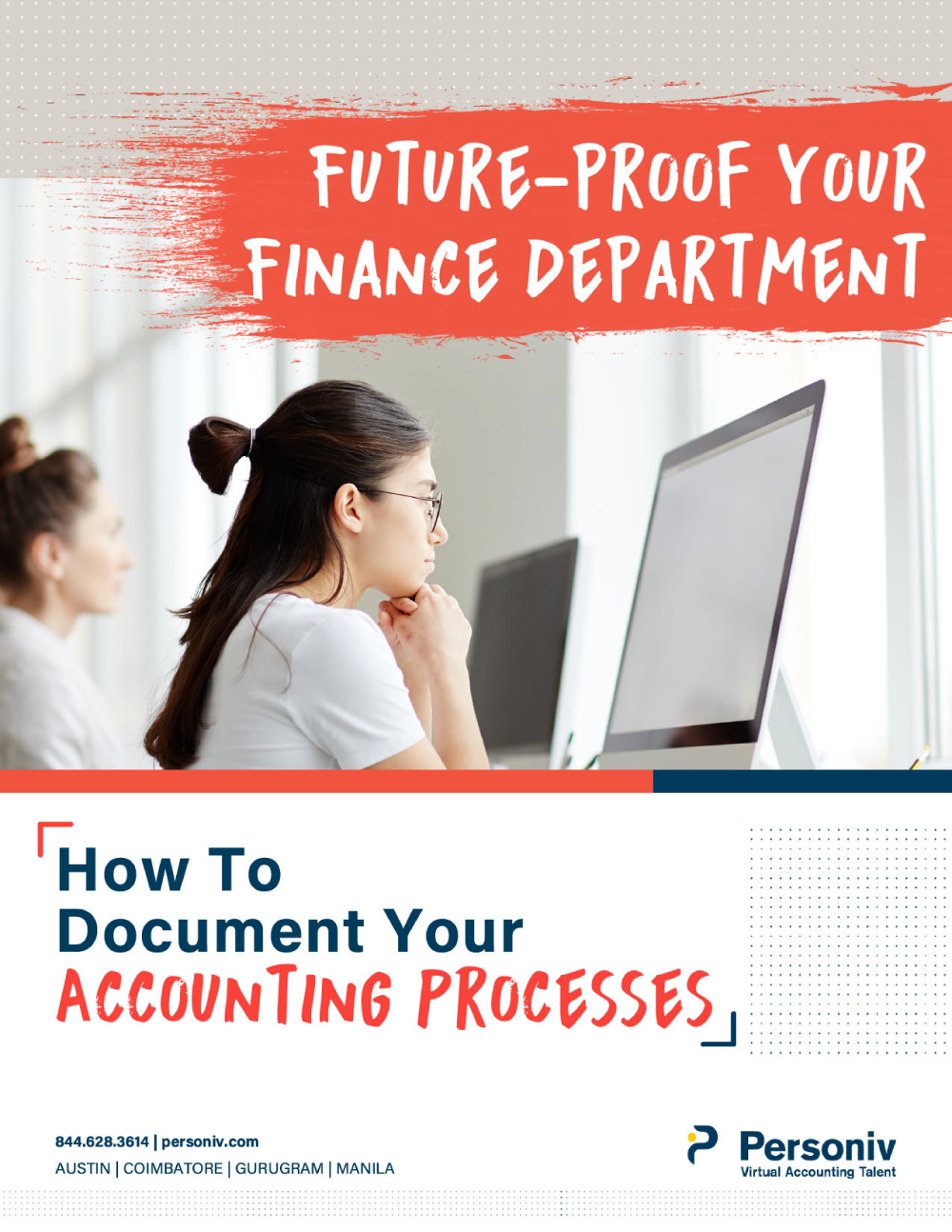 Future-Proof Your Finance Department: How To Document Your Processes