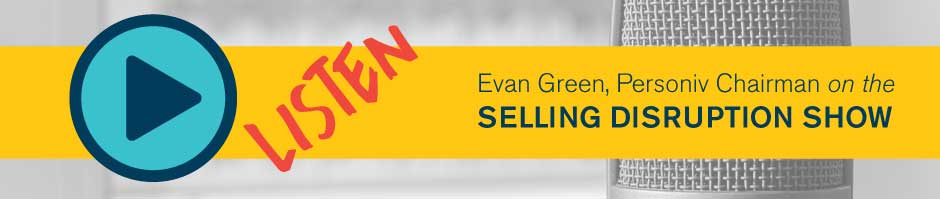 Evan Green Outsourcing selling disruption show