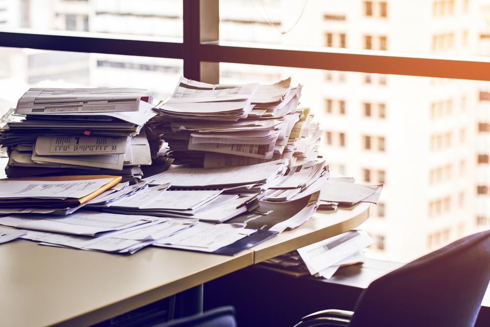 Strategic investment paperwork