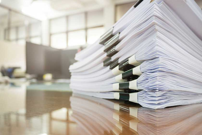 Hr Paperwork and Small team resources
