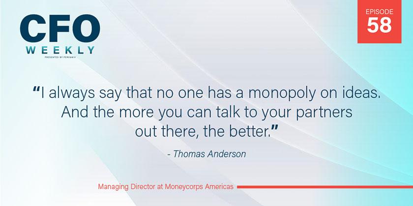 Thomas Anderson advice for cfos