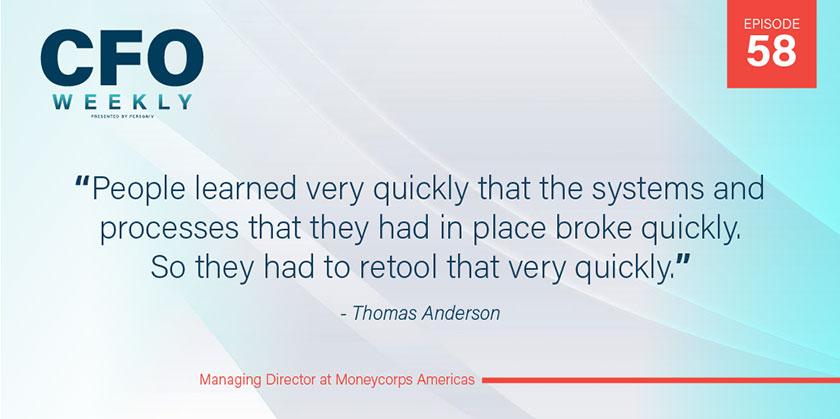 digital transformation in finance quote