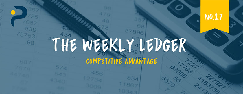 competitive advantage strategy Ledger