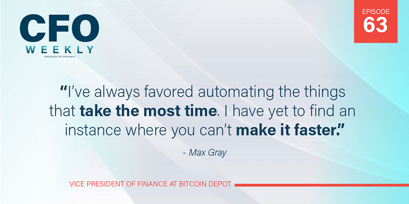 Max Gray Automation benefits expert