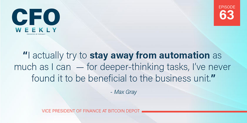 Max Gray automation quote
