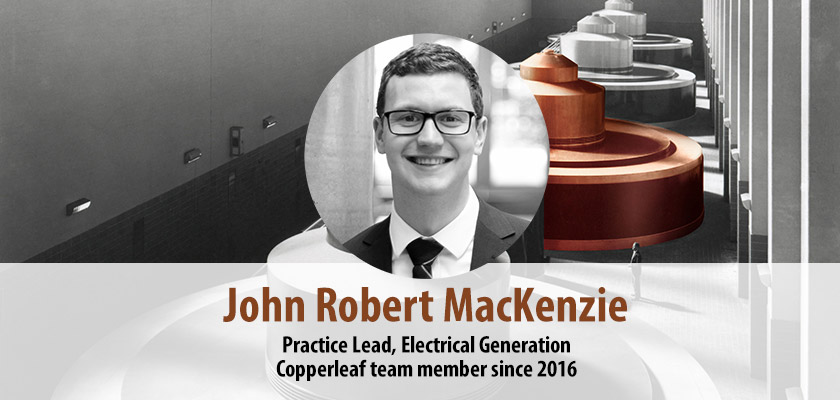 Employee Feature: Q&A with John Robert MacKenzie, Practice Lead, Electrical Generation