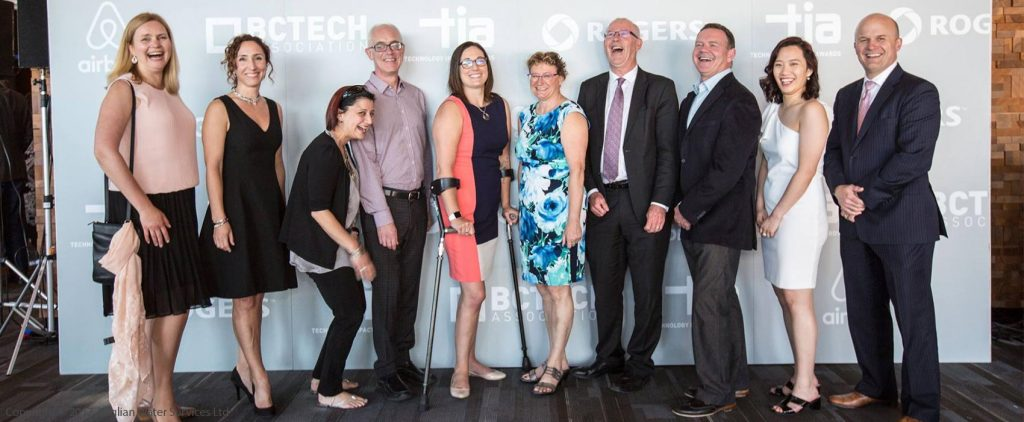 Copperleaf and the B.C. Government Win the 2017 Adoption of Technology Award