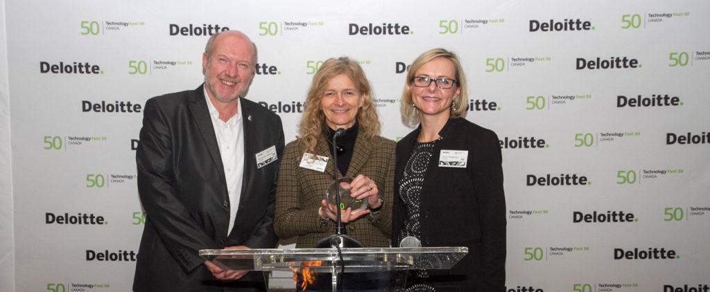 Copperleaf Wins Deloitte Technology Fast 50™ and Fast 500™ Award