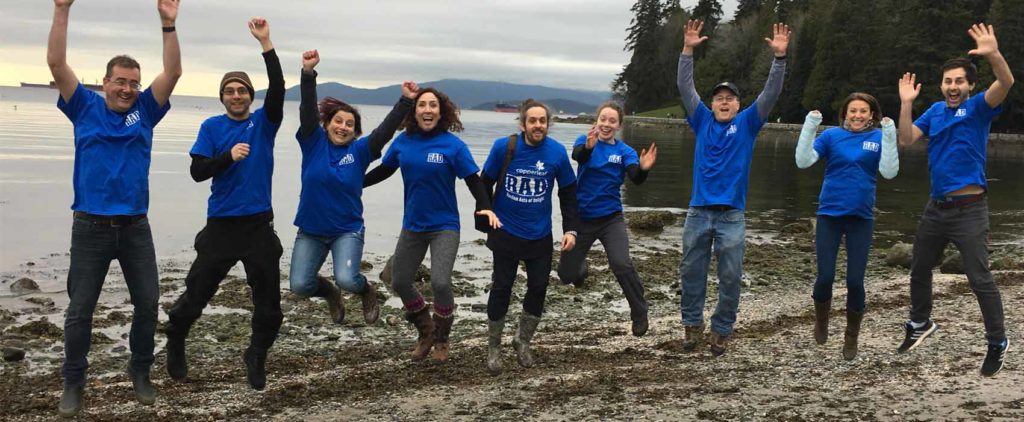 Copperleaf's RAD Initiative Heads to the Beach & the Vancouver Sun Run