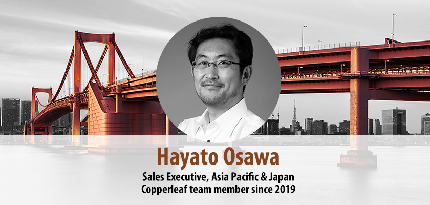 Employee Feature: Q&A with Hayato Osawa, Sales Executive, Asia Pacific & Japan