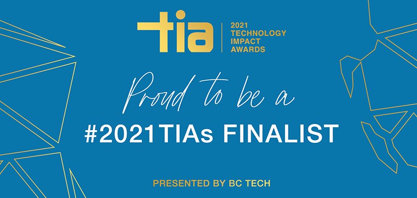 Copperleaf Selected as a Finalist for 2021 Spirit of BC Tech Award | Asset Management Company | Copperleaf