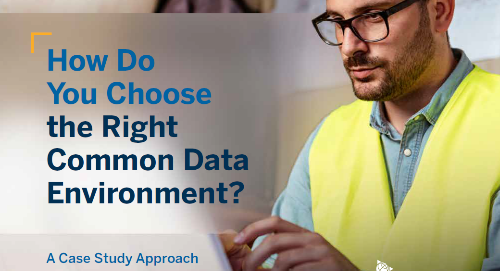 How Do You Choose the Right Common Data Environment?