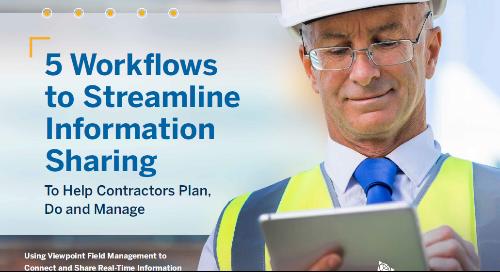 5 Workflows to Streamline Information Sharing