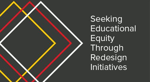 Seeking Educational Equity Through Redesign Initiatives: ALEKS Case Study