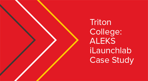 ALEKS Case Study - Triton iLaunchLab