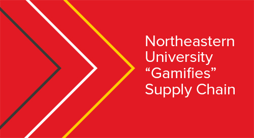 "Northeastern University ""Gamifies"" Supply Chain"