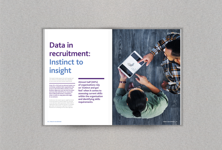 How data and insight can deliver the skills needed in a hybrid workforce