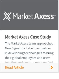Market Axess Case Study