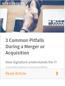 3 Common Pitfalls During a Merger or Acquisition
