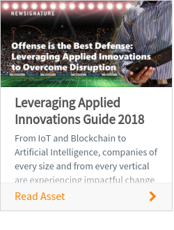 Leveraging Applied Innovations Guide 2018