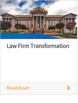 Law Firm Transformation Flyer 2018