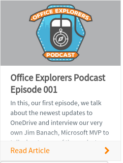 Office Explorers Podcast Episode 001