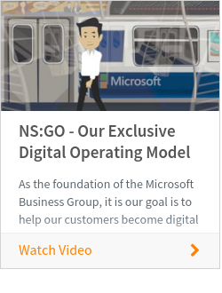 NS:GO - Our Exclusive Digital Operating Model