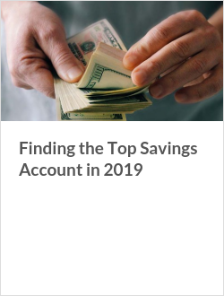 Finding the Top Savings Account in 2019