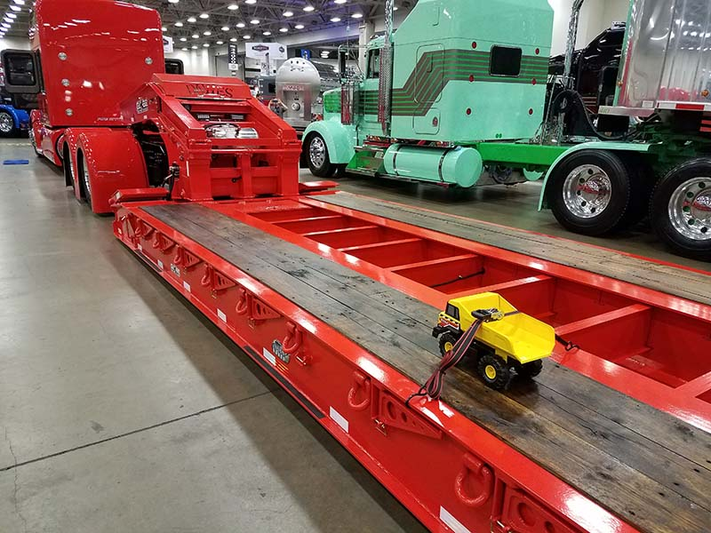 TAB Bank Provides Trucking Company in Iowa with a $1.2 Million Revolving Credit Facility