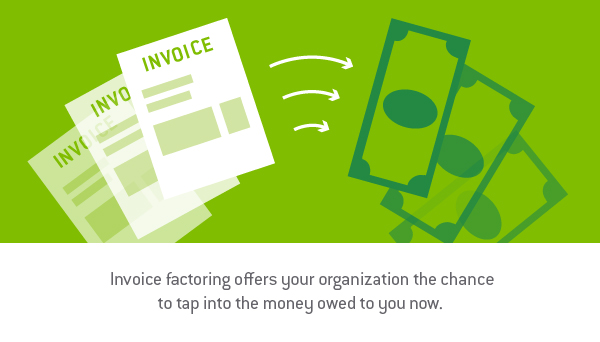 When your business makes the decision to use invoice factoring, it taps into a valuable line of secured credit that uses a unique resource as collateral: existing unpaid invoices held by your company.