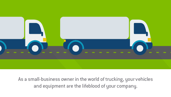 Small-Business Trucking: When is the right time to replace your equipment?
