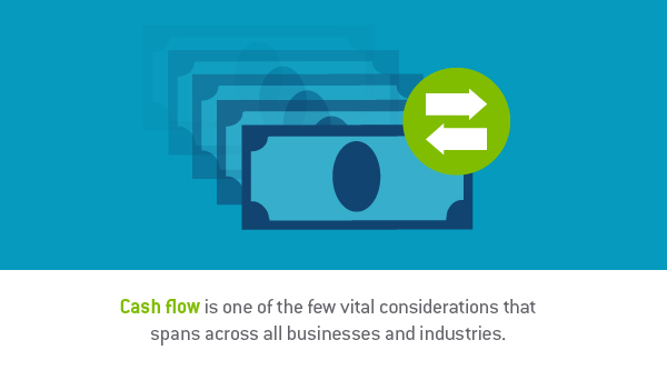 Graphic design image of money with arrows showing movement both ways or cash flow - TAB Bank
