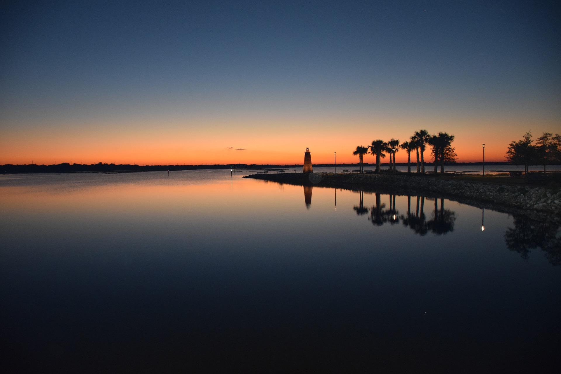 Image of a lighthouse in Kissimmee, Florida on Lake Tohopekaliga | TAB Bank