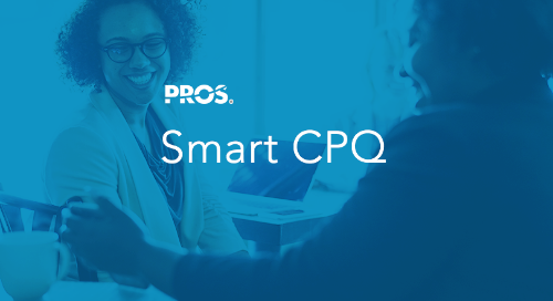 PROS Smart CPQ Data Sheet