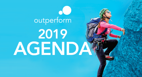 Outperform 2019 Full Agenda