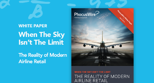 When the Sky Isn't the Limit: The Reality of Modern Airline Retail