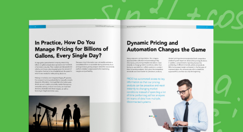 Dynamic Pricing and Pricing Automation in Oil and Gas